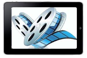 Как записать фильм на iPad