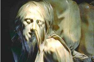 Мраморная скульптура
