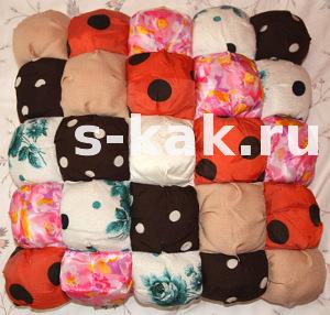 Как сшить наволочку на декоративную подушку