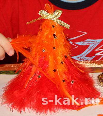 Как сделать креативную елку