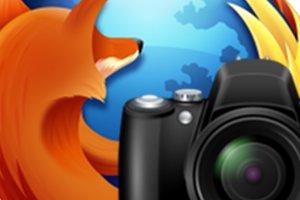 Как сделать скриншот страницы в Mozilla Firefox