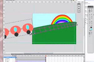 Как сделать мультфильм в AdobeFlash