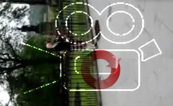 Как повернуть видео в iMovie