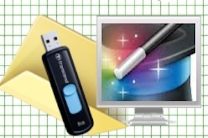 Как восстановить и сделать видимыми файлы на флешке или жёстком диске
