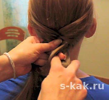 Как плести косу Колосок. Видео и инструкция