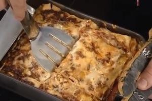 Как приготовить лазанью с соусом болоньезе