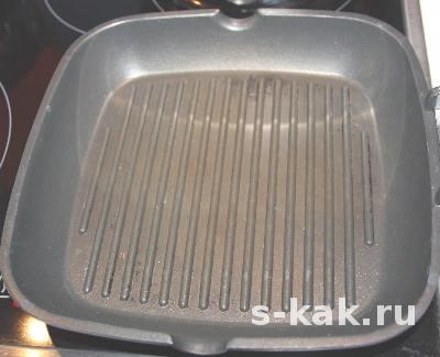 Как приготовить стейк на сковороде
