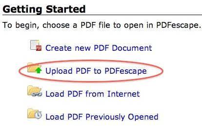 редактируем pdf в интернете с помощью онлайн сервиса