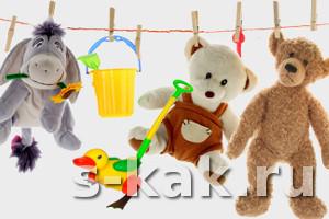 Как выбрать игрушки для ребенка
