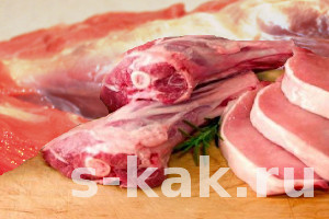 Как выбрать мясо для шашлыка