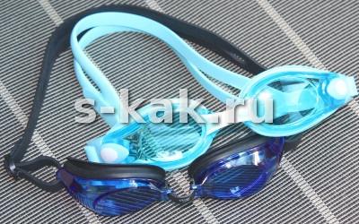 Выбрать очки для плавания