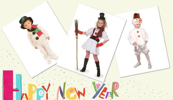 """Новогодний костюм """"Снеговик"""" своими руками"""