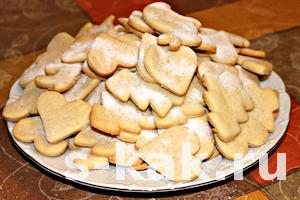 Как сделать быстрое домашнее печенье