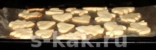 Быстрое домашнее печенье рецепт с фото