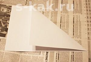 Шаг 1. Как сделать объёмный цветок из бумаги за 10 минут