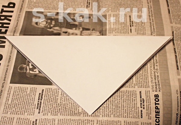 Шаг 2. Как сделать объёмный цветок из бумаги за 10 минут