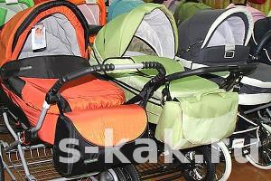 Как и какую выбрать коляску для новорождённого