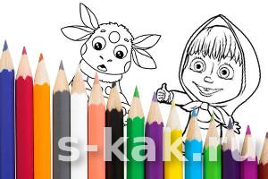 Как научить ребенка раскрашивать и рисовать