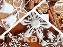 Как приготовить глазурь для украшения печенья