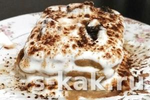 Как приготовить вкусный десерт за 7 минут
