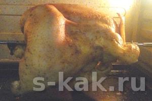 Как приготовить курицу гриль. Рецепт с фото