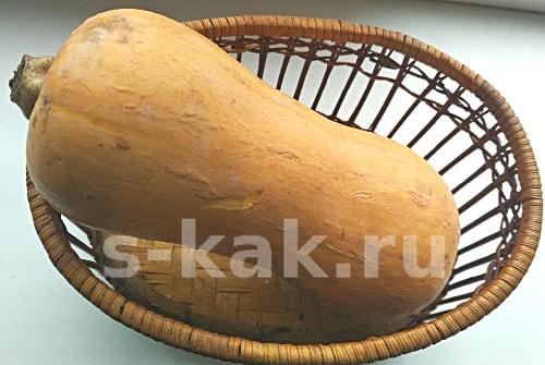 Рецепт вкусного блюда из тыквы и мяса: