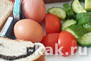 Как соблюдать правильное питание для похудения
