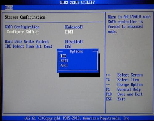 Как произвести замену HDD на SSD