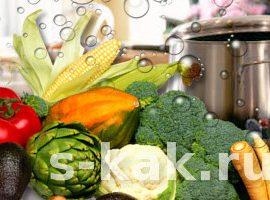 Как варить макароны, овощи, мясо и рыбу. Секреты варки