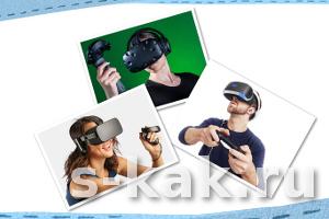 Как выбрать VR-шлем