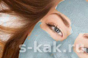 Как применять голубую глину для волос, кожи лица и от целлюлита